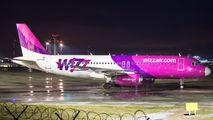 HA-LPO - Wizz Air Airbus A320 aircraft