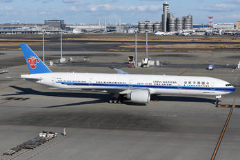 B-7183 - China Southern Airlines Boeing 777-300ER