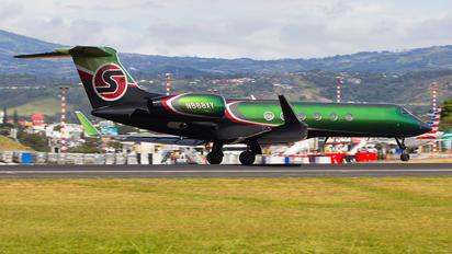N888XY - Sexy Jet LLC Gulfstream Aerospace G-V, G-V-SP, G500, G550