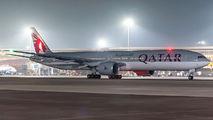 A7-BEX - Qatar Airways Boeing 777-300ER aircraft