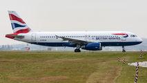G-EUUW - British Airways Airbus A320 aircraft