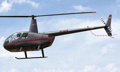 EC-HTQ - Private Robinson R44 Raven I