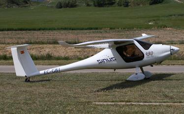 EC-GB1 - Private Pipistrel Sinus
