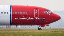 LN-NIH - Norwegian Air Shuttle Boeing 737-800 aircraft