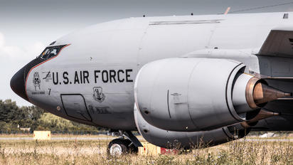 59-1500 - USA - Air Force Boeing KC-135R Stratotanker