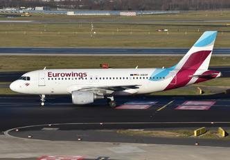 D-ABGP - Eurowings Airbus A319