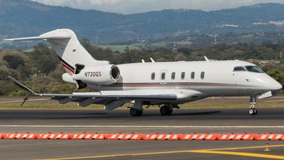 N730QS - Netjets (USA) Bombardier BD-100 Challenger 350 series