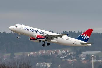 YU-APG - Air Serbia Airbus A320