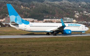 VQ-BTG - Pobeda Boeing 737-800