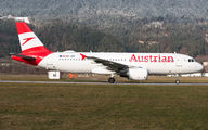 OE-LBS - Austrian Airlines/Arrows/Tyrolean Airbus A320 aircraft