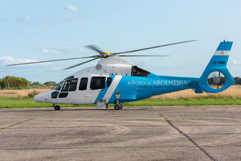 LQ-HWN - Argentina - Police Airbus Helicopters EC155 B1