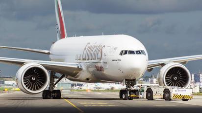 A6-EFK - Emirates Sky Cargo Boeing 777F