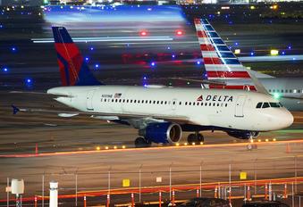 N301NB - Delta Air Lines Airbus A319