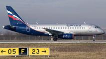 RA-89059 - Aeroflot Sukhoi Superjet 100 aircraft