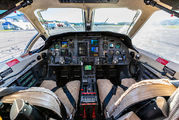 - - Private Pilatus PC-12 aircraft