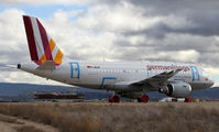 D-AKNF - Germanwings Airbus A319 aircraft