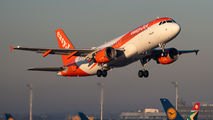 OE-IZS - easyJet Europe Airbus A320 aircraft