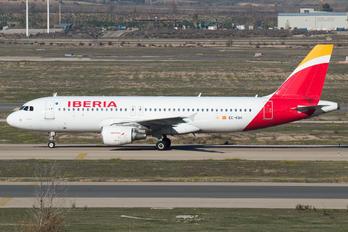 EC-KOH - Iberia Airbus A320