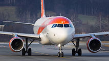 G-EZGY - easyJet Airbus A320 aircraft