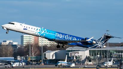 ES-ACC - Nordica Canadair CL-600 CRJ-900
