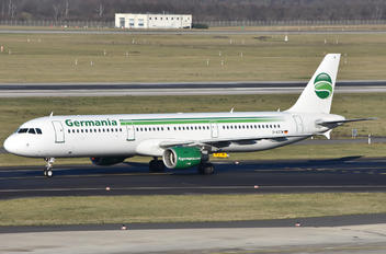 D-ASTM - Germania Airbus A321