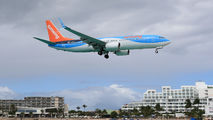 C-FHZZ - Sunwing Airlines Boeing 737-800 aircraft