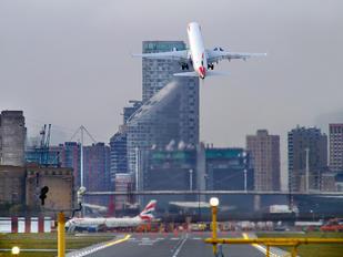 G-LCYR - British Airways - City Flyer Embraer ERJ-190 (190-100)