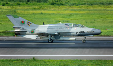 2435 - Bangladesh - Air Force Guizhou FT-7B