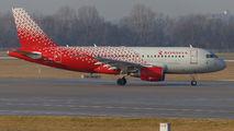 VP-BWJ - Rossiya Airbus A319 aircraft