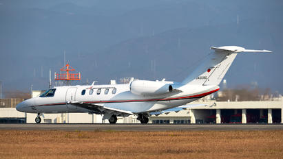 JA009G - Japan Civil Avation Bureau Cessna 525C Citation CJ4