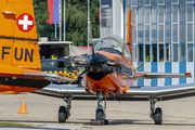 T7-FMA - FFA Museum Pilatus PC-7 I & II aircraft