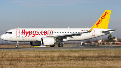 TC-NCH - Pegasus Airbus A320 NEO