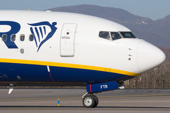 EI-FTR - Ryanair Boeing 737-8AS