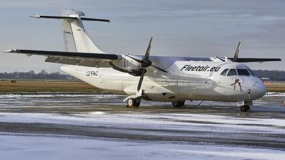 LZ-FAC - Fleet Air International ATR 42 (all models)