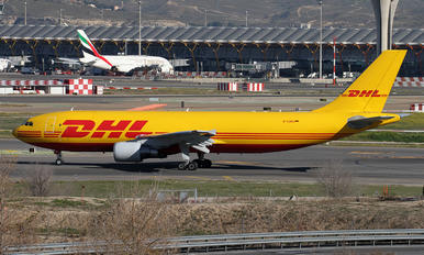 D-AZMO - DHL Cargo Airbus A300F