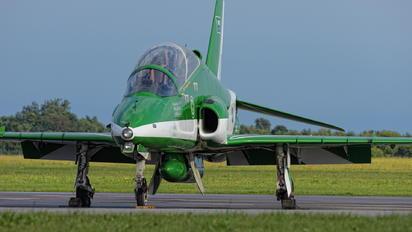 8817 - Saudi Arabia - Air Force: Saudi Hawks British Aerospace Hawk 65 / 65A