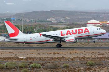 OE-LON - LaudaMotion Airbus A320