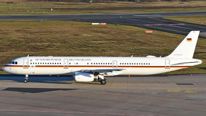 15+04 - Germany - Air Force Airbus A321