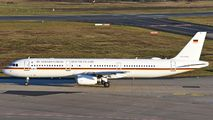 15+04 - Germany - Air Force Airbus A321 aircraft