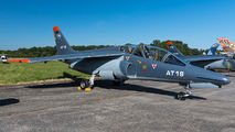 AT-19 - Belgium - Air Force Dassault - Dornier Alpha Jet 1B aircraft
