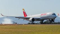 EC-NDR - Iberia Airbus A350-900 aircraft