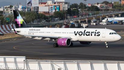 N537VL - Volaris Airbus A321 NEO