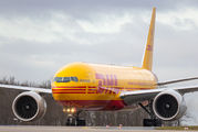 D-AALL - DHL (Aerologic) Boeing 777F aircraft