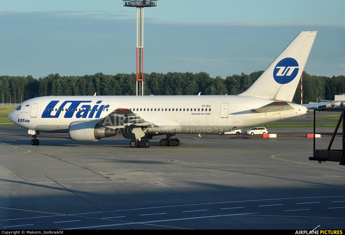 UTair VP-BAL aircraft at Moscow - Vnukovo