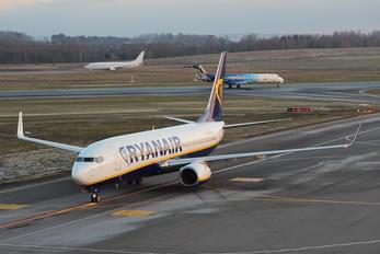 EI-DLK - Ryanair Boeing 737-800