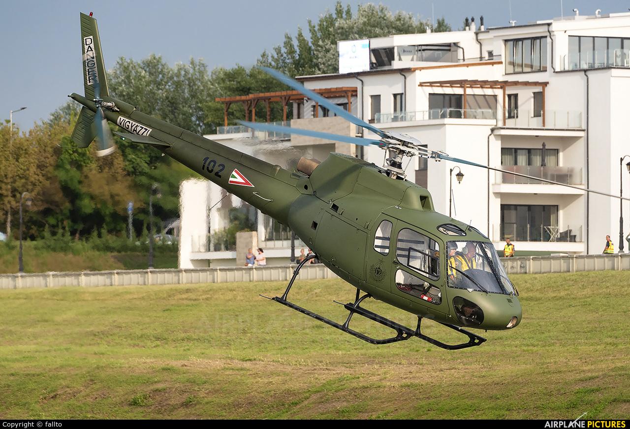 Hungary - Air Force 102 aircraft at Szolnok