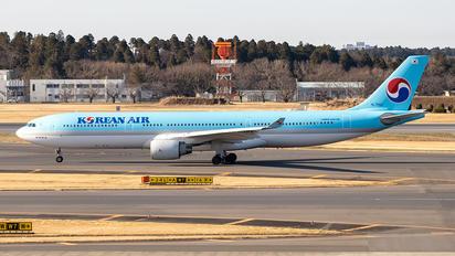 HL7584 - Korean Air Airbus A330-300