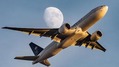 HK-AZ71 - Saudi Arabian Cargo Boeing 777F