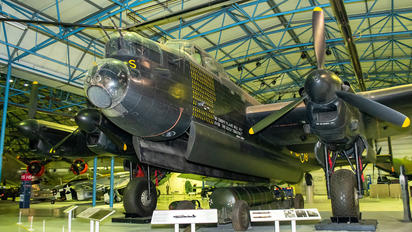 R5868 - Royal Air Force Avro 683 Lancaster B. I