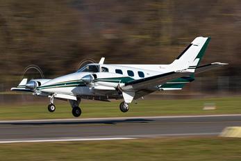 N181BD - Private Beechcraft 60 Duke